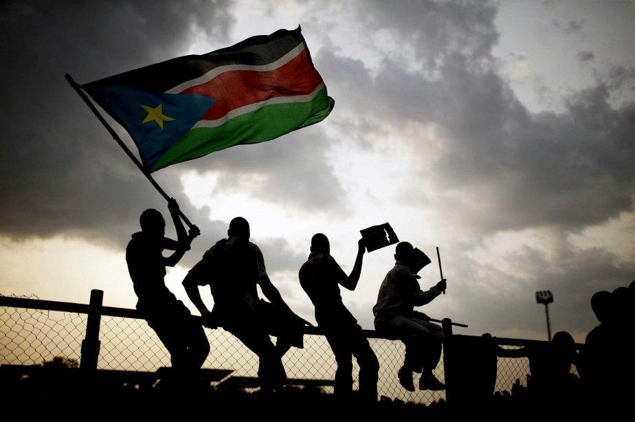 Des rébellions contestant le nouveau pouvoir, les massacres... (PHOTO: PETE MULLER, AP)