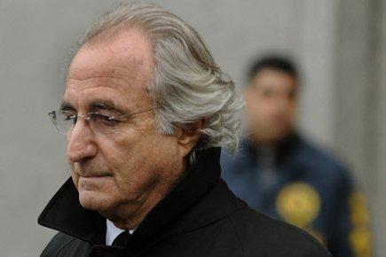 Bernard Madoff... (Photo: AFP)