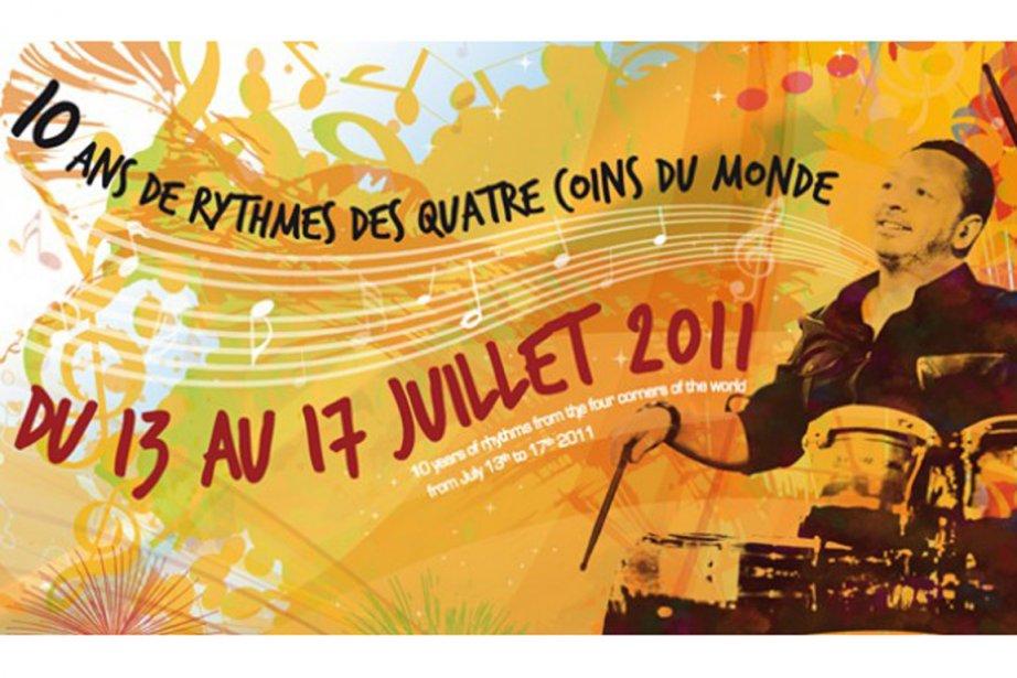 Le Festival international de percussions de Longueuil célèbre son 10e...