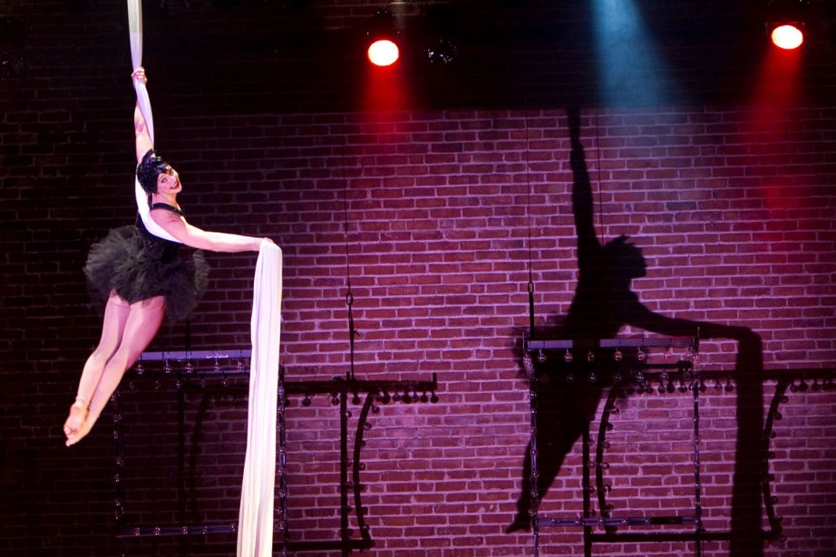 C'est cependant Alexandra Royer qui dominera cette deuxième... (Photo: Marco Campanozzi, La Presse)