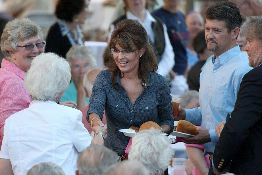 Un documentaire à la gloire de Sarah Palin,... (Photo: AP)