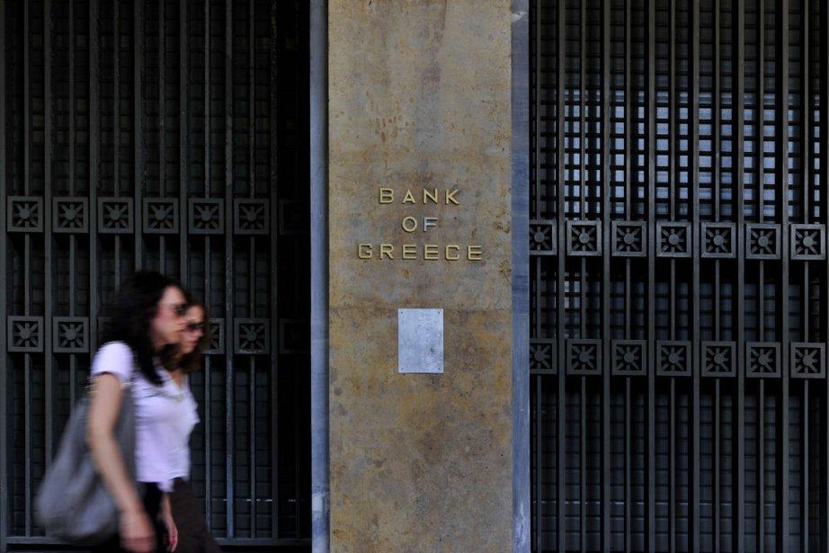 «Les banques grecques (...) vont continuer à faire... (Photo: AFP)