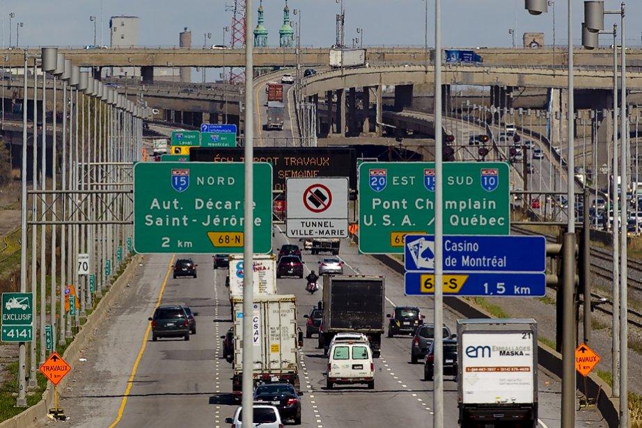 Les numéros des routes ne sont pas choisis... (Photo André Pichette, archives La Presse)