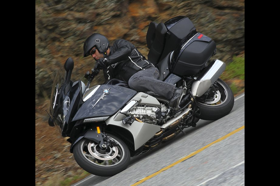 Bmw K1600gtl Tourisme A Moto Reinvente