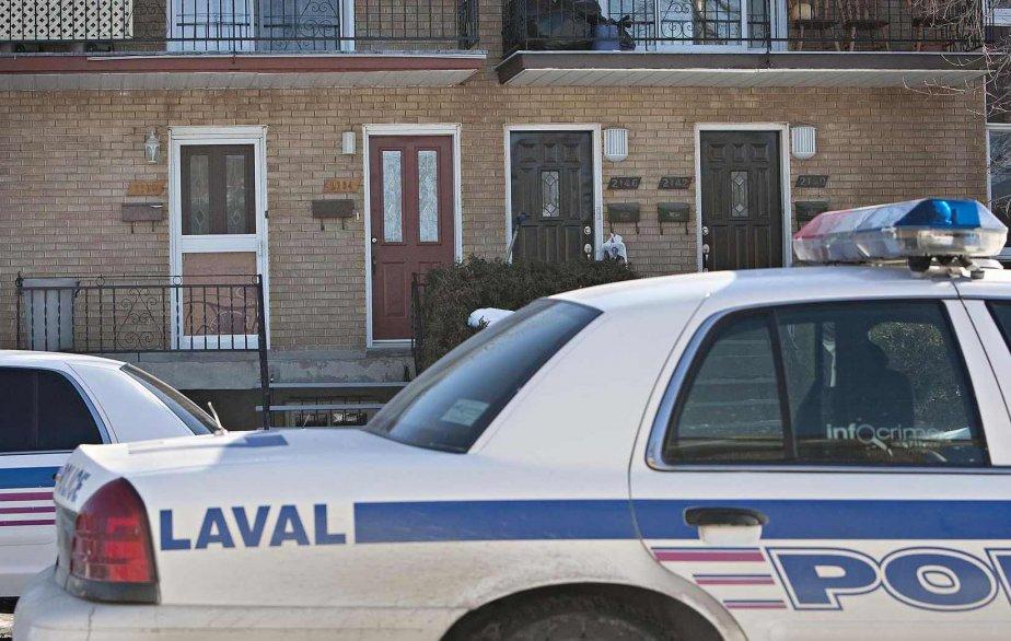Un jeune noir de Laval s'est fait intercepter... (PHOTO: PATRICK SANFAÇON, ARCHIVES LA PRESSE)
