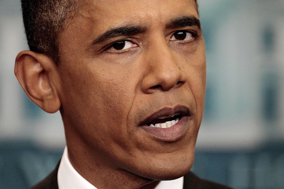 Jeudi, Barack Obama avait donné 24 à 36... (Photo: AP)