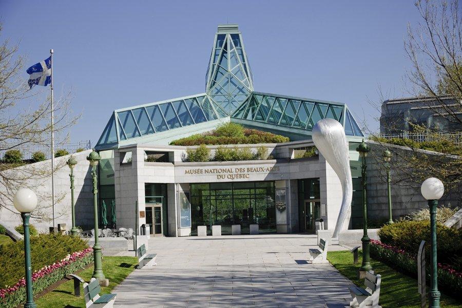 Le Musée national des beaux-arts du Québec consacre... (Photo fournie par le Musée national des beaux-arts du Québec)