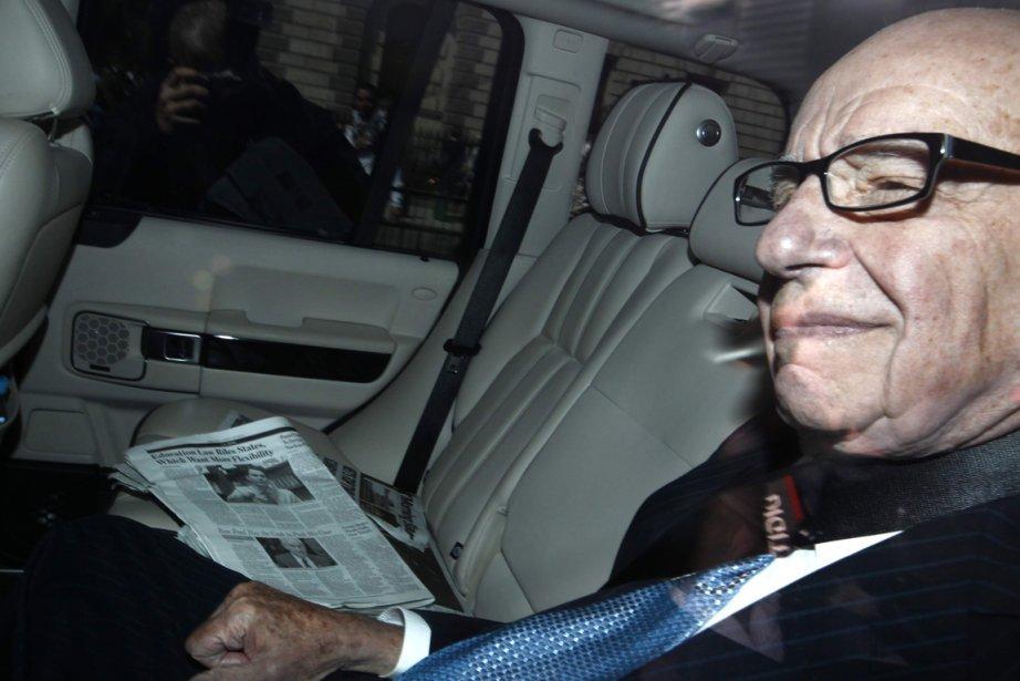 De citoyenneté australienne et américaine, Rupert Murdoch, un... (Photo Reuters)