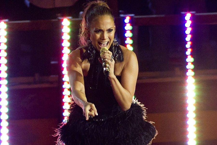 Jennifer Lopez... (Photo: AFP)