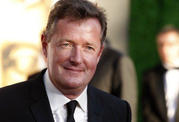 Piers Morgan... (Photo: Reuters)