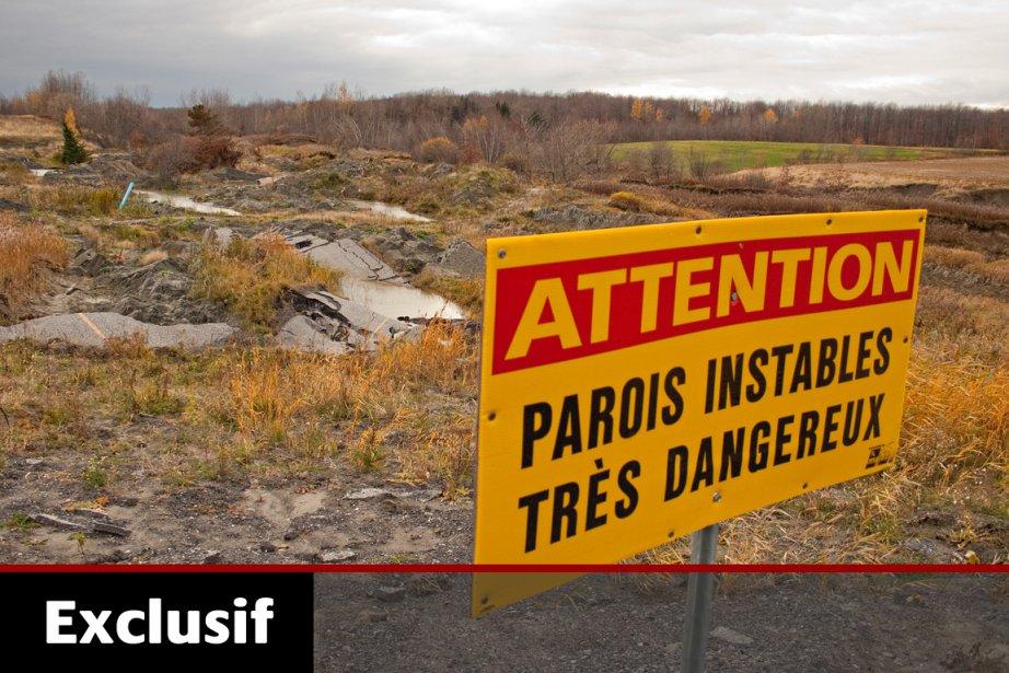 Un rapport de Transports Québec réalisé à la... (Photo: David Boily, Archives La Presse)