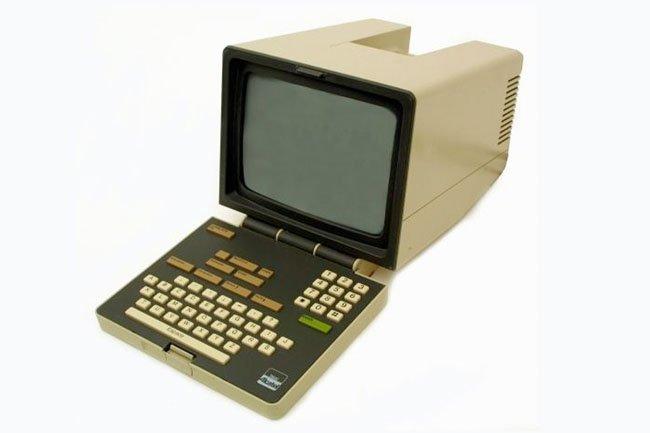 Le Minitel de Telic Alcatel fabriqué en 1981....