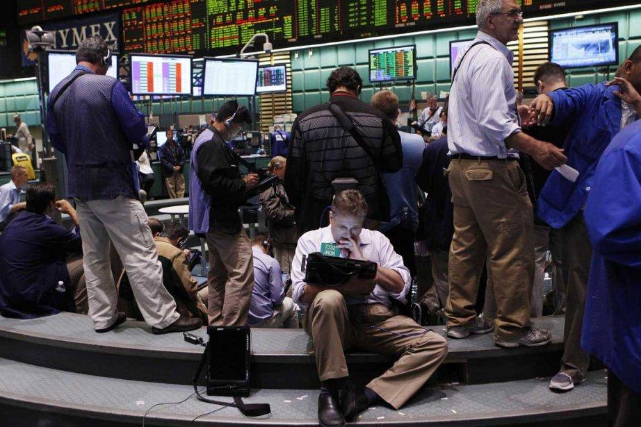 Les prix du pétrole ont fini en légère hausse mercredi à New... (Photo Reuters)