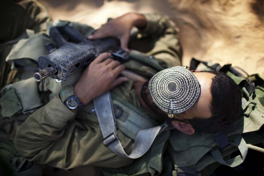 Selon le Haaretz, les plaintes déposées par des... (Photo: Menahem Kahana, AFP)