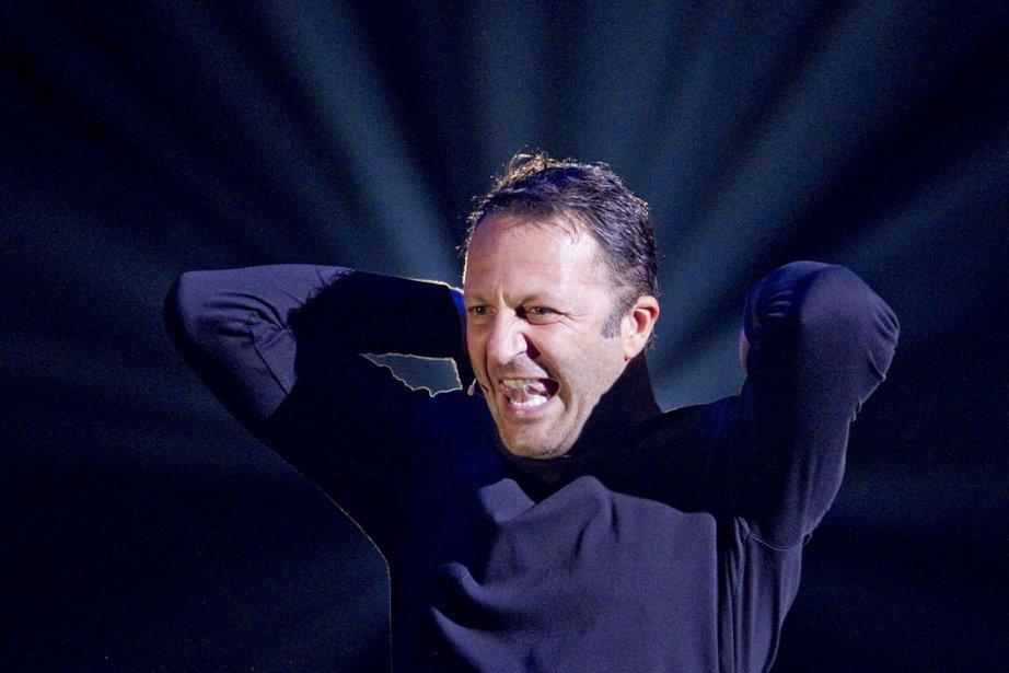 Le spectacle d'Arthur est adapté au public québécois.... (Photo: Marco Campanozzi, La Presse)