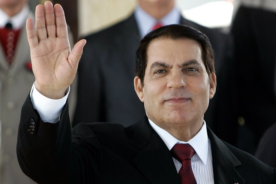Chassé par la révolte populaire, le président déchu... (Photo: Archives Reuters)