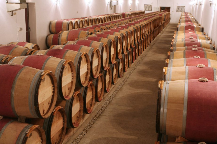Les vins du bordelais trouvent de moins en... (Photo Bloomberg News)