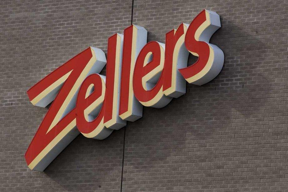 L'entreprise Zellers et la CSN ont mis, jeudi, un... (Photo archives La Presse)