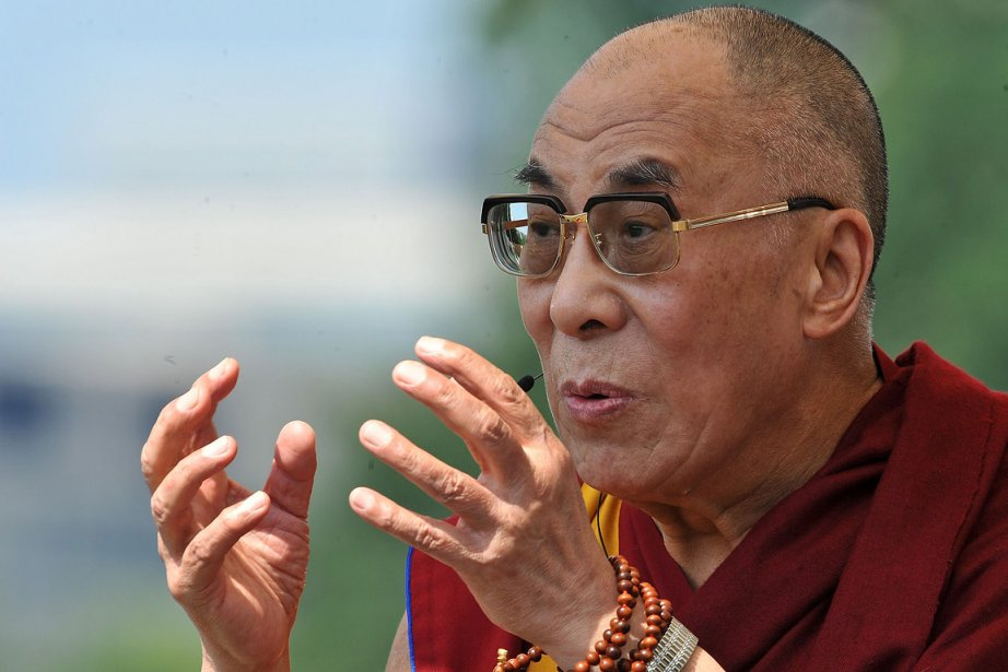 Chen Quanguo, le plus haut responsable au Tibet,... (Photo: AFP)