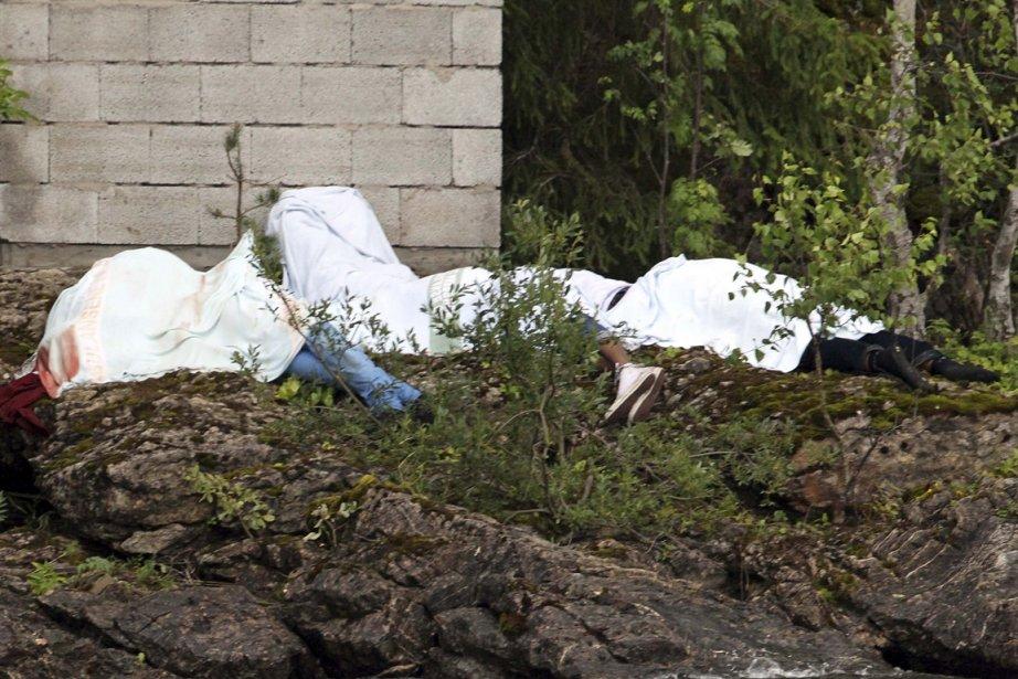 La tuerie a duré «environ une heure trente», a déclaré le commissaire Sveinung Sponheim, de la police d'Oslo. | 23 juillet 2011