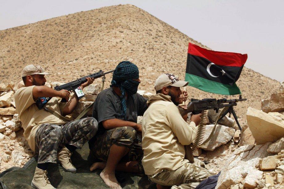 Auparavant, le régime libyen avait démenti des affirmations... (Photo: Reuters)