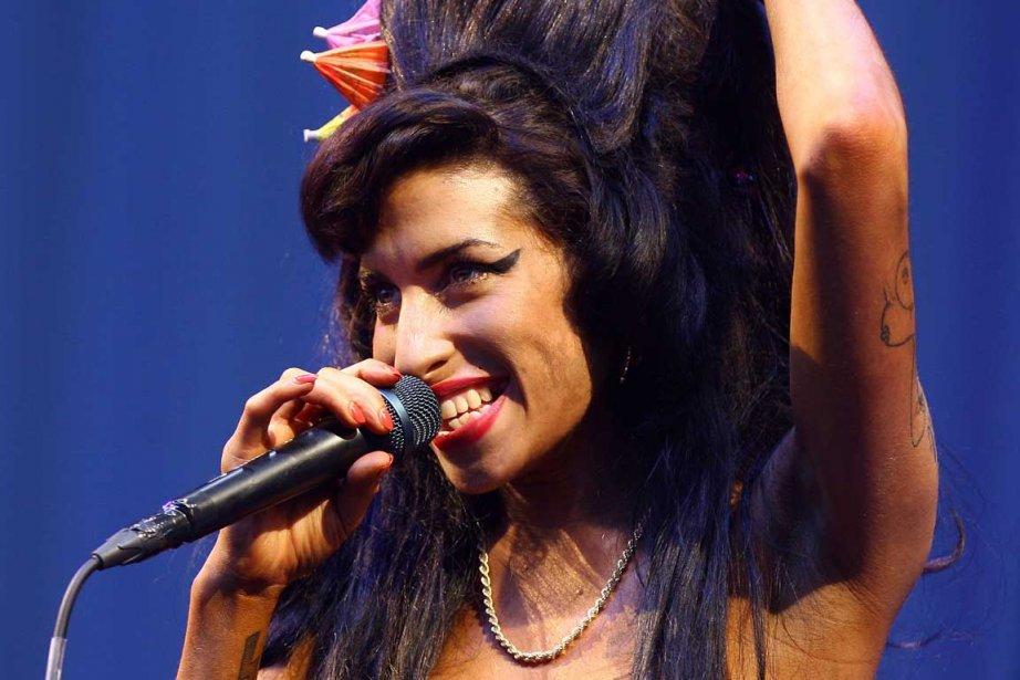 La chanteuse britannique Amy Winehouse a été trouvée morte samedi  après-midi...