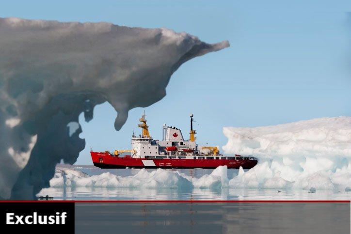 L'arsenal déployé par le gouvernement Harper pour l'Arctique... (Photo: PC)