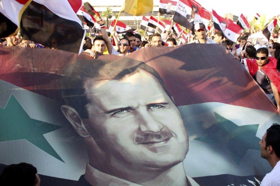 La répression des manifestations en Syrie a fait... (Photo: Bassem Tellawi, AP)