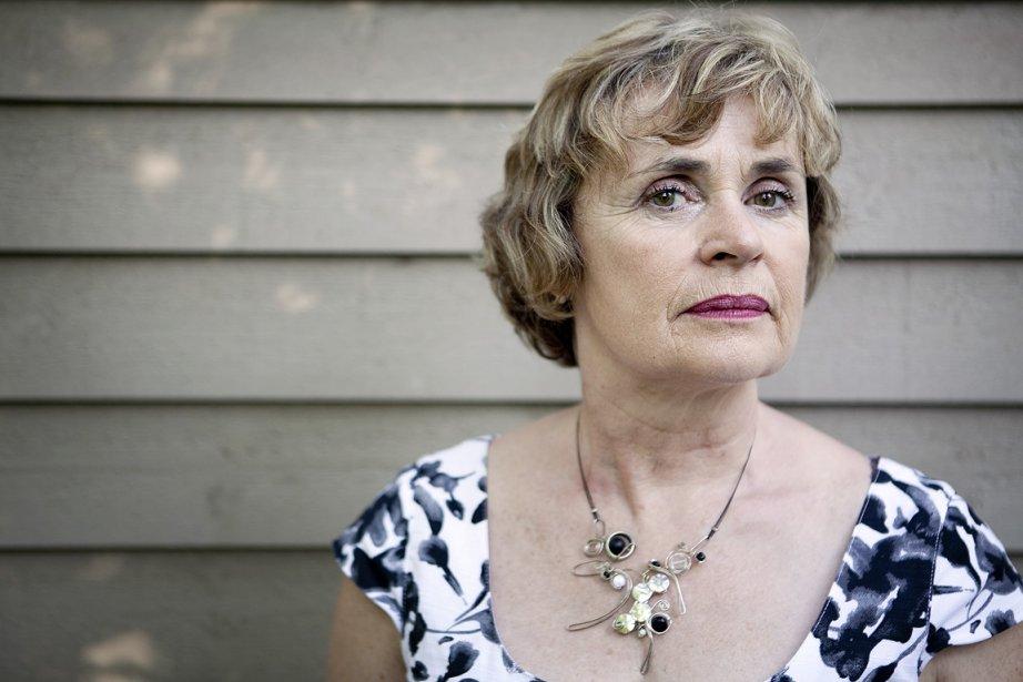 Pauline Ladouceur... (Photo: Marco Campanozzi, La Presse)