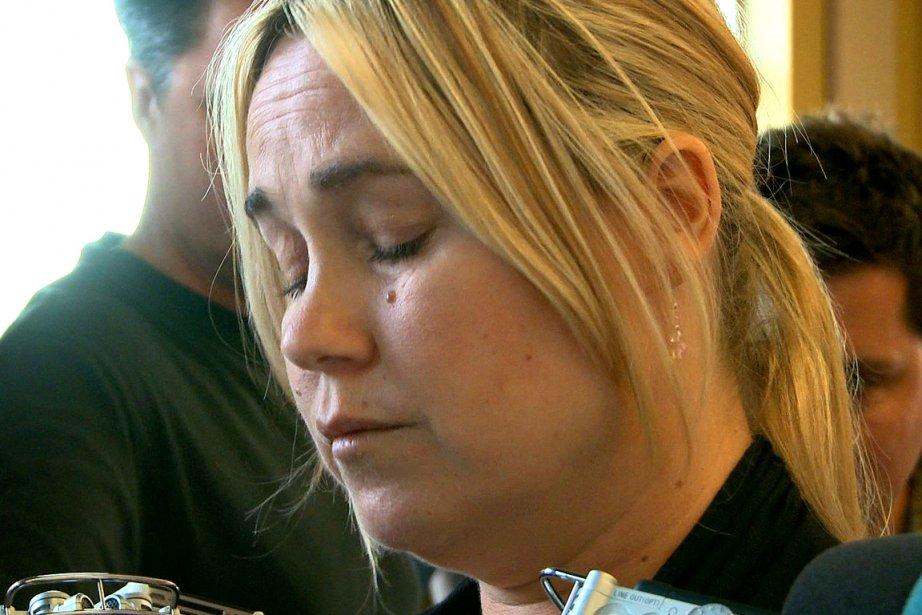 L'ex-conjointe de Guy Turcotte, Isabelle Gaston, soutient l'appel... (Photo: François Roy, Archives La Presse)