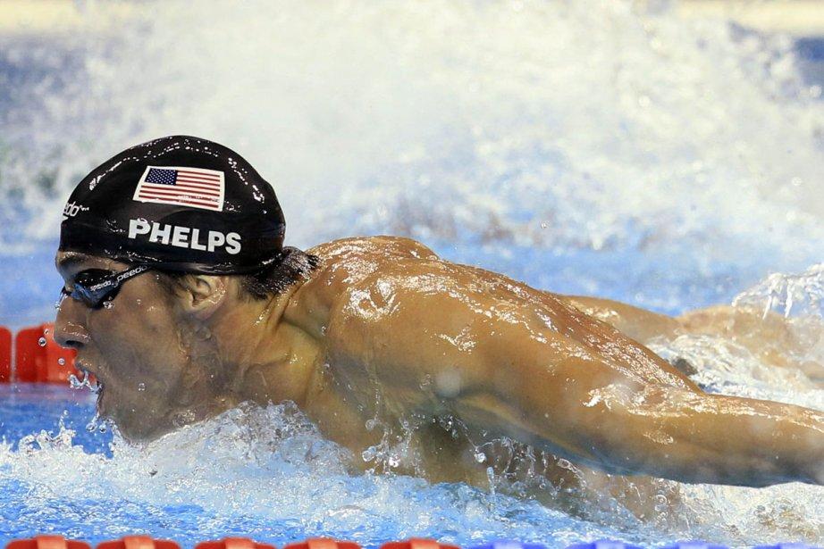 Michael Phelps... (Photo: Reuters)