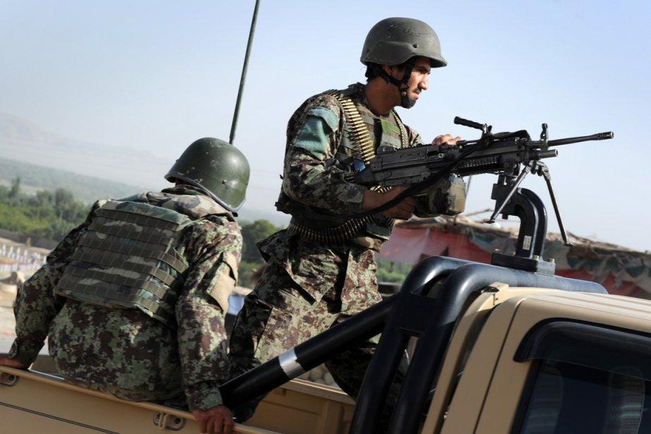 De violents combats ont opposé dernièrement dans la... (Photo: Romeo Gacad, AFP)