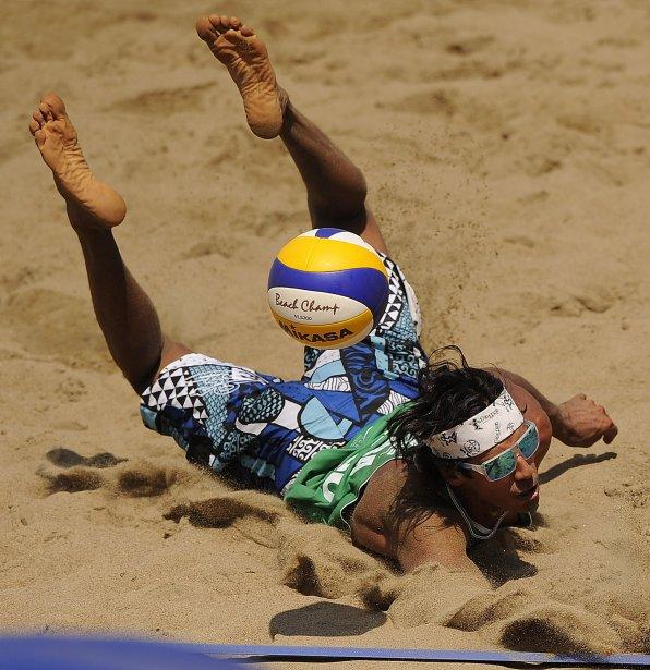 Québec Open de volleyball de plage | 26 juillet 2011