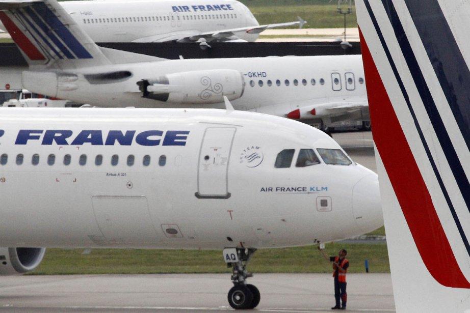 Orly est le troisième aéroport du monde à... (Photo AFP)