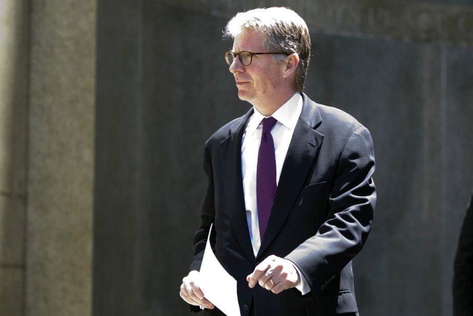 Le procureur de New York Cyrus Vance.... (Photo: Lucas Jackson, Reuters)