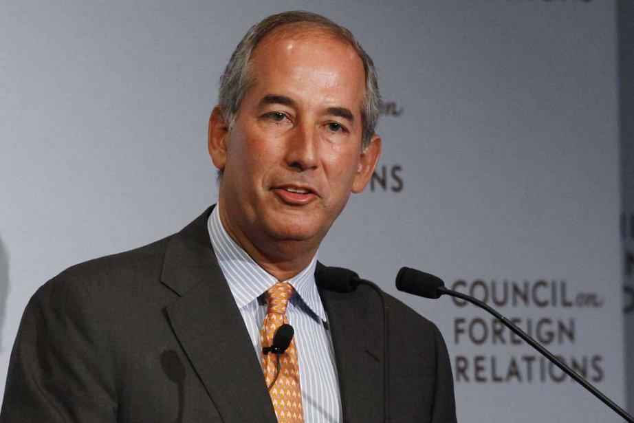 Le grand patron de Thomson ReutersTom Glocer.... (Photo Reuters)