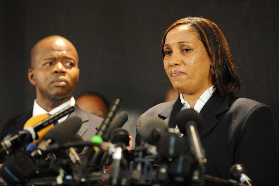 Nafissatou Diallo, la femme de chambre qui accuse... (Photo: Stan Honda, AFP)