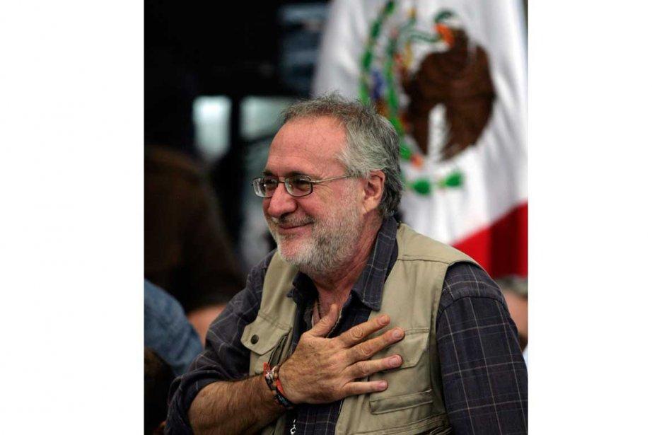 Le poète Javier Sicilia, leader du Mouvement pour... (Photo: Reuters)