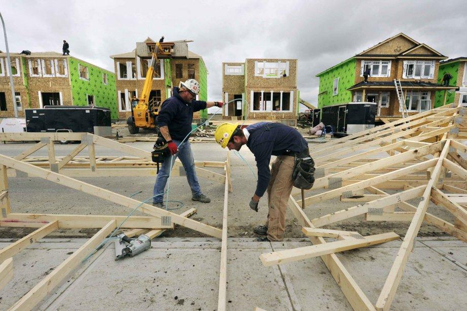 Les ventes de maisons neuves sont déprimées depuis... (Photo: Reuters)