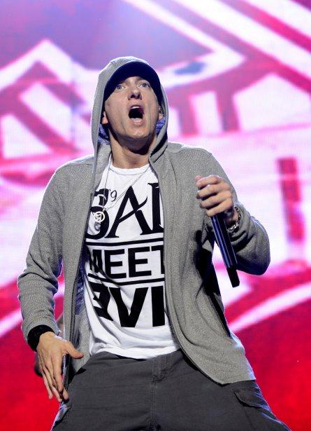 Eminem - Spectacle du 29 juillet 2011 | 30 juillet 2011