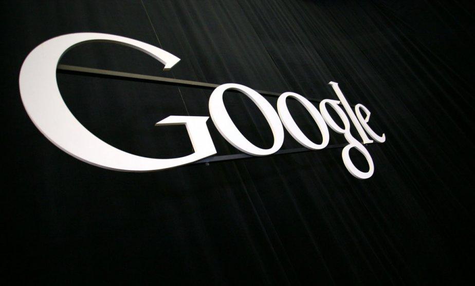 Google est omniprésent sur le web avec toute une série de... (Photo: AFP)