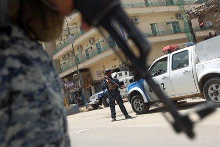 Les deux déflagrations se sont produites dans la... (Photo: AFP)