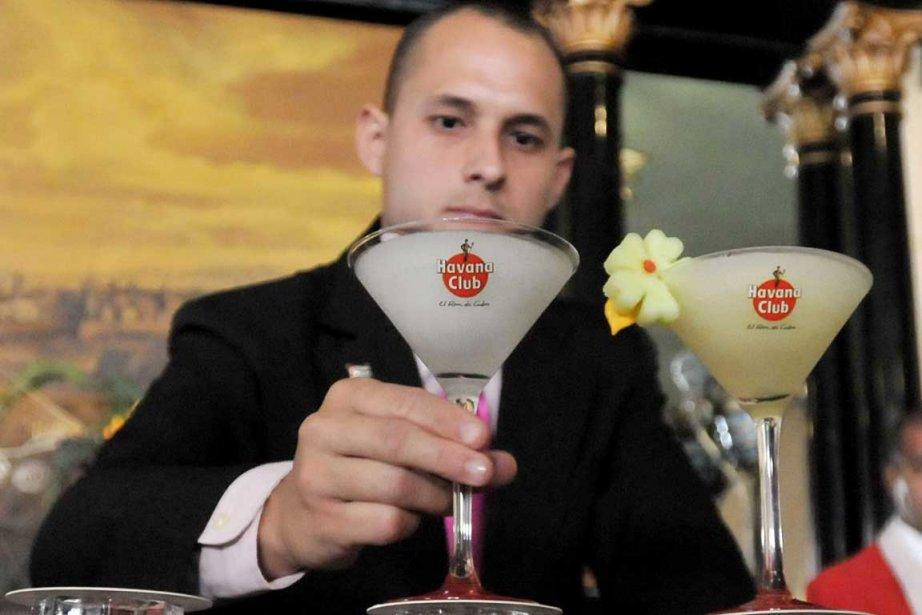 Le rhum Havana Club a été créé en... (Photo Reuters)