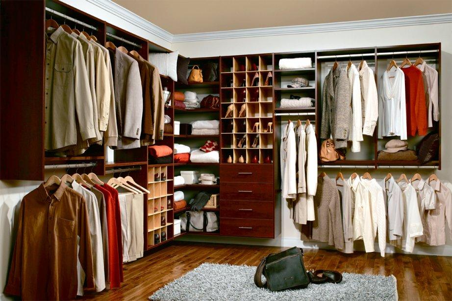 penderie des dizaines de solutions pour tous les budgets lise fournier design. Black Bedroom Furniture Sets. Home Design Ideas