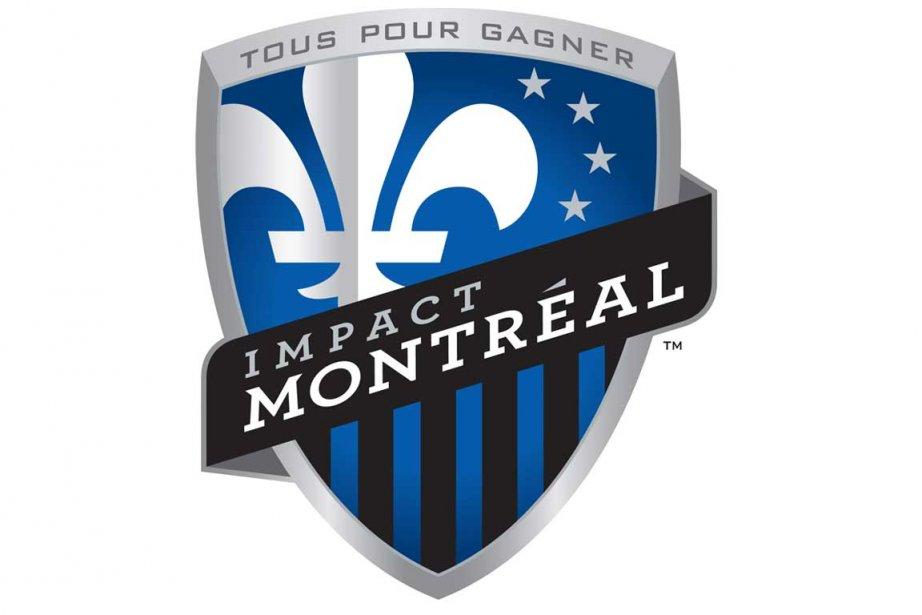 Le nouveau logo de L'Impact.... (Logo fournie par L'Impact)