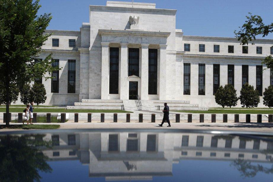 Le siège social de la Fed.... (Photo: Reuters)