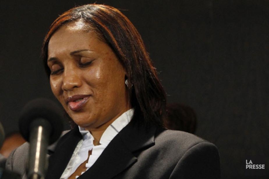 Nafissatou Diallo... (Photo: Reuters)