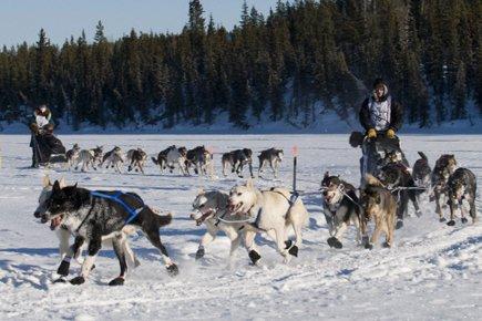 Québec et les Inuits tournent la page sur un vieux contentieux... (Photo: PC)