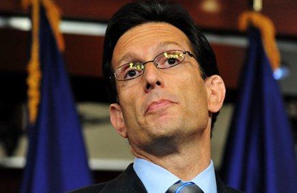 Le chef de la majorité républicaine de la... (Photo: AFP)
