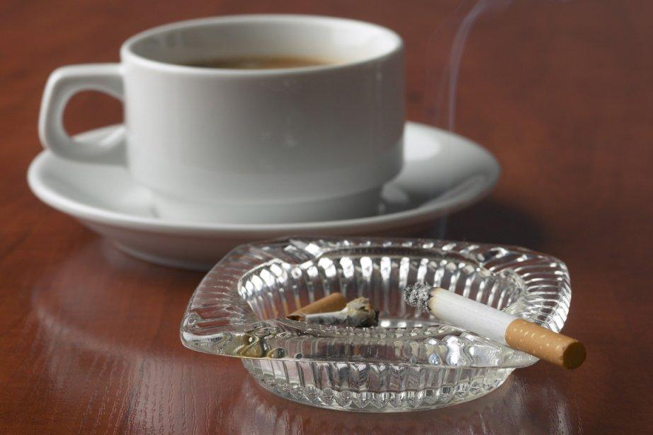 Si vous fumez une cigarette dans la demi-heure qui suit votre... (Photos.com)